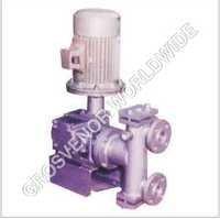 Steamjacketed Plunger Pump