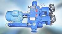 Triple Headed Metering Pumps