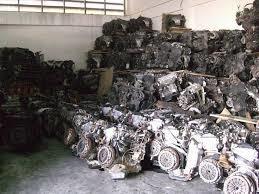 Aluminum Engine Scrap