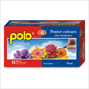 Poster Paint Shades