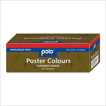 Poster Colour Superior Range 15ml