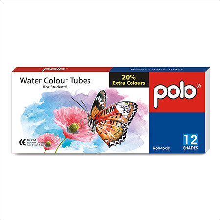 Water Colour Tubes