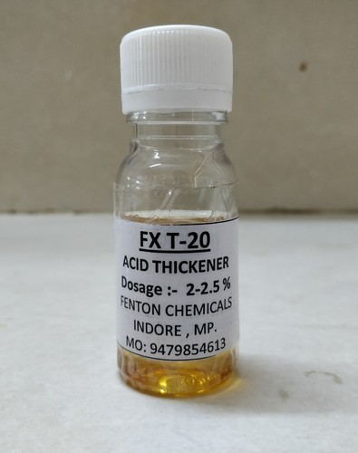 Acid Thickener For Toilet Cleaner Acid Thickener For