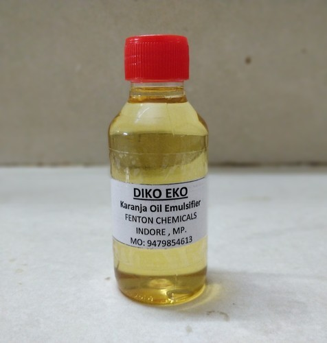 Karanja Oil Emulsifier