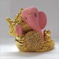 Rudraksh Ganesha Statue