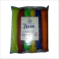 Double Braided Plastic Rope