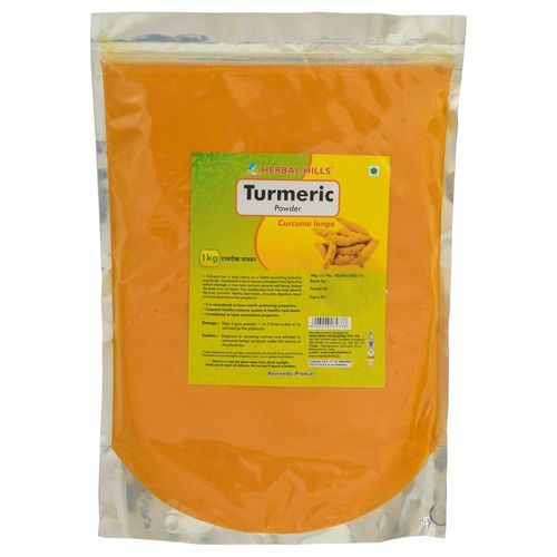 Ayurvedic Turmeic Powder 1kg for Healthy skin & Immunty Booster