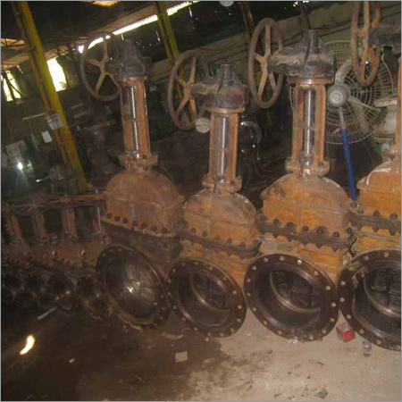 Knife Gate Valve Reconditioning Services