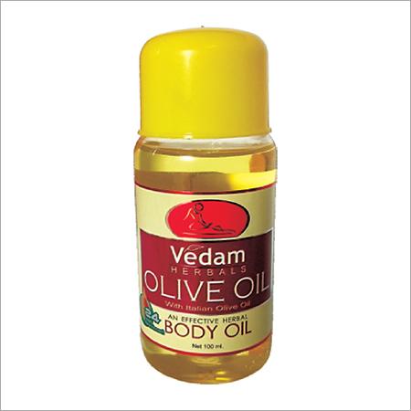 Olive Body Oil