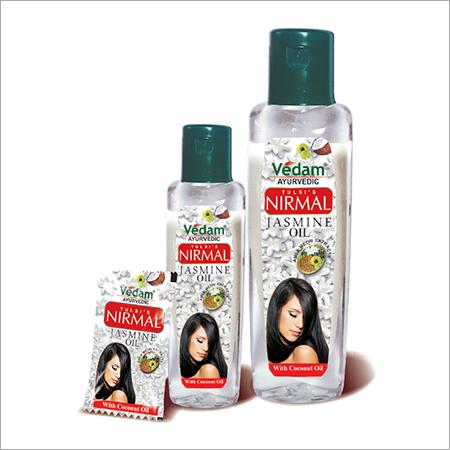 Coconut Jasmine Oil Pouch