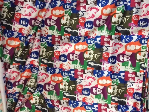 46inch Blackout Curtain Fabric