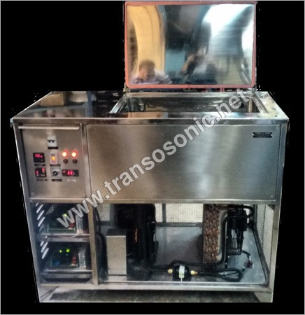 ULTRASONIC CLEANERS WITH IN-BUILT CHILLER