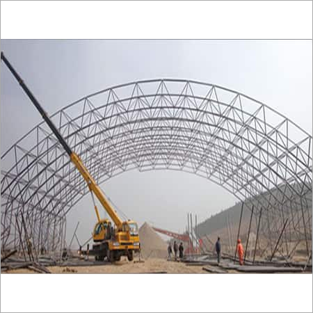 Heavy Steel Structure