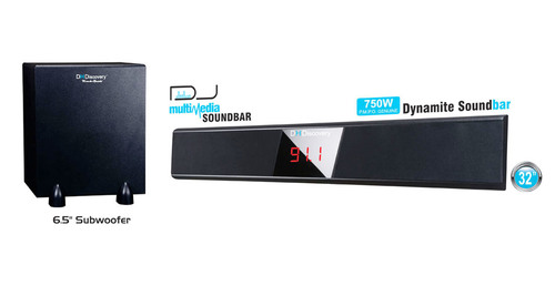 Bluetooth Sound Bar