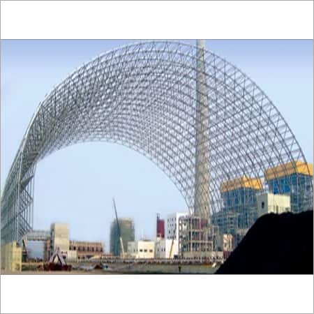 Carbon Steel Space Frame