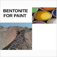 Paint Grade Bentonite