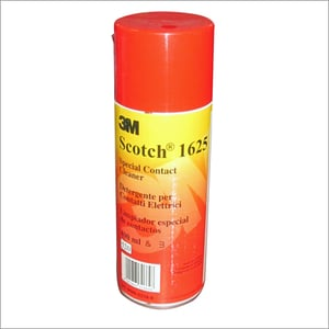3M Scotch 1625 Special Contact Cleaner Spray