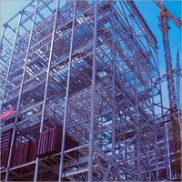 Power Plant Boiler Steel Structure