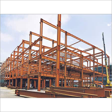 Prefabricated Boiler Structure