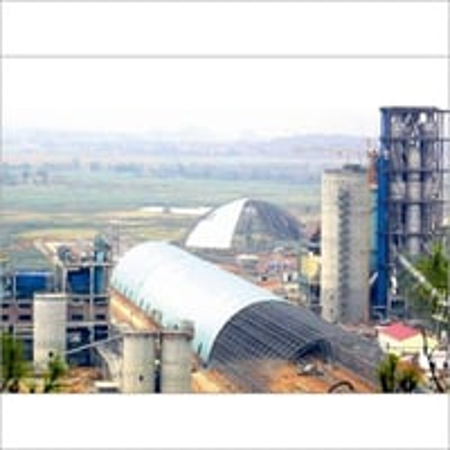 Big Boiler Steel Structure