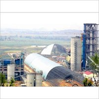 Big Boiler Steel Structure