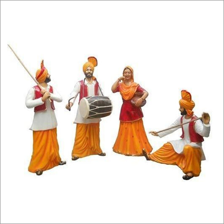 Punjabi Statues
