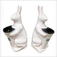 Rabbit Dustbins