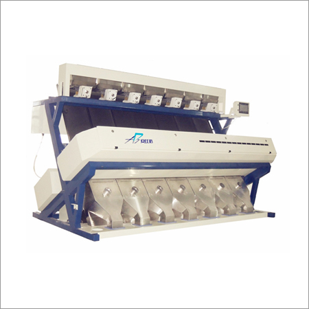 Optical Color Sorter Machine