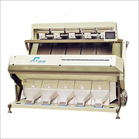 Wheat Color Sorter