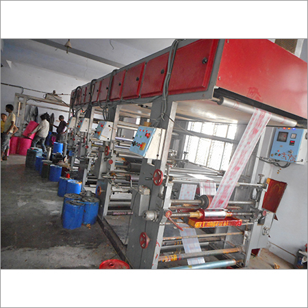 Multi Color Rotogravure Printing Services