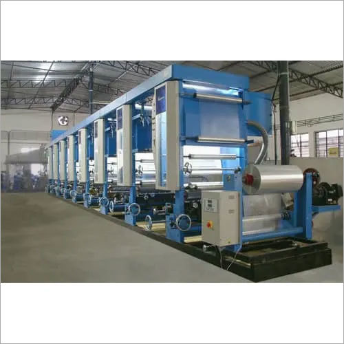 Commercial Rotogravure Printing Services