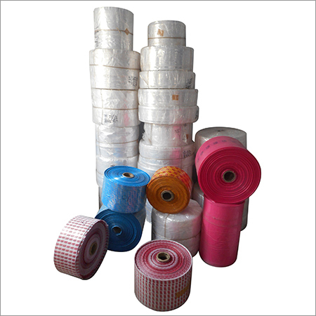Multi Colour Polythene Rolls
