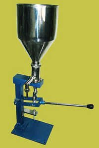 Collapsible Tube Filling Machine