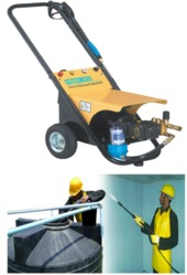 Tank Cleaner 170 Bar Single Phase Power Washer