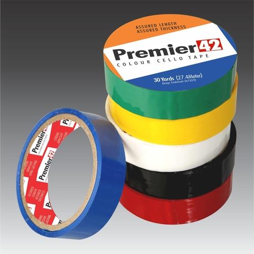 Premier Colour Tapes