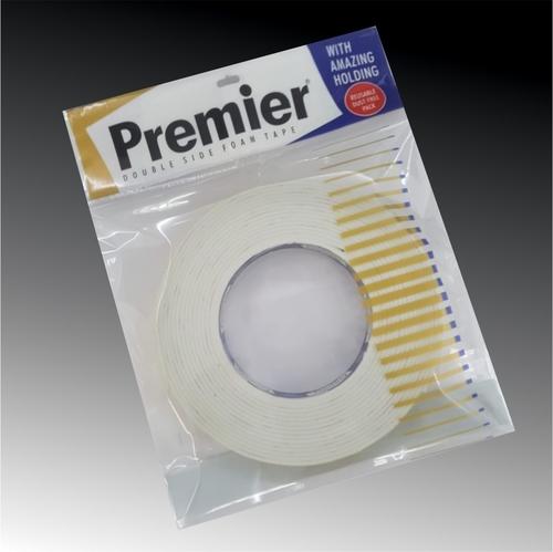 Double Side Foam Tape Pouch