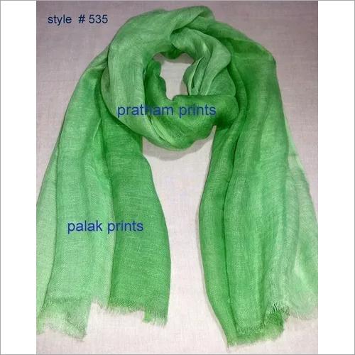 Linen Ombre Scarves