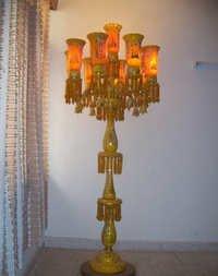 Pedestal Lamp