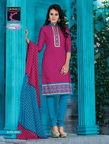Cotton Salwar Suits wholesaler