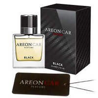 Areon Spray Car Perfume Black 50 ML