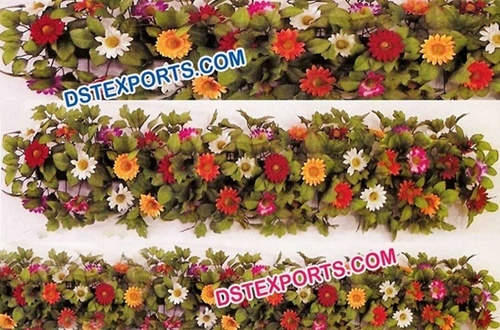 Wedding Mandap Flower Decoration
