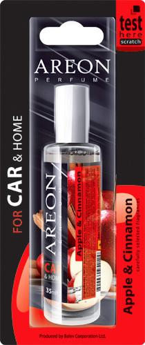 Areon Spray Apple & Chinnamon Car Perfume 35ML