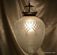 Egg Lamp Shade