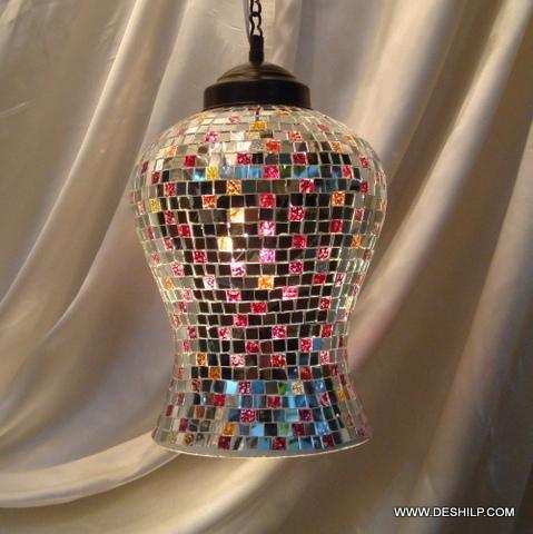Shamdan Mosaic Lamp Shade