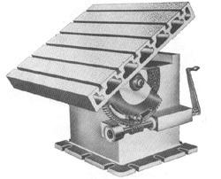 Tilting Table JTT-500