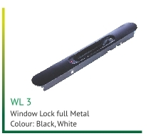 Sliding Window Door Lock