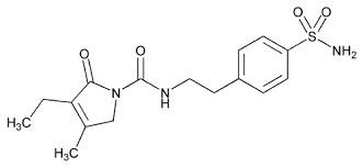 Glimepiride(CAS NO.93479-97-1)