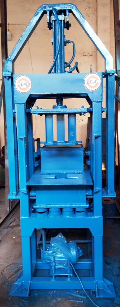 Vibro - Hydraulic Block Machine