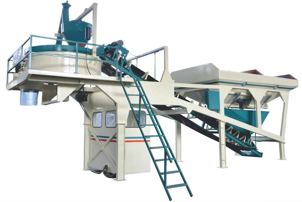 Batching Plant Batch Type
