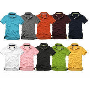Colored Polo T-Shirt